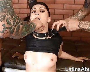 (new) mandy muse returns to receive throated, a-hole screwed and dpd