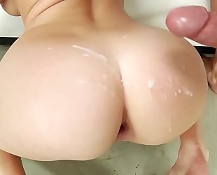 Bikini blond BBC slut acquires sucks and screwed in the wazoo - greater amount at hornycam666.net