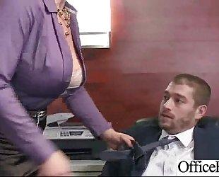 (eva notty) breasty sexy office bitch horny white wife love hardcore intercorse clip-12
