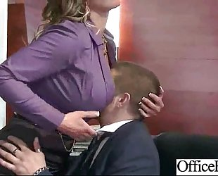 (eva notty) breasty cheating wife have a fun hard sex in office mov-21