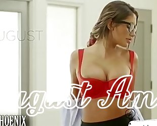 August ames music clip compilation
