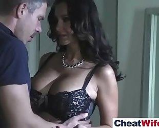 Hardcore sex with ravishing cheating hawt white wife (ava addams) video-08