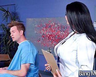 Sex adventures on tape betwixt doctor and patient (ava addams) video-09