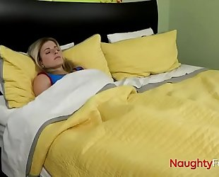 Pervert son wakes up mommy - free family vids at naughtyfam.com