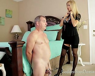 Husbands awaited release with female-dominator alexis