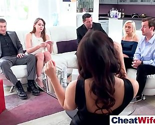 Amazing sex on tape with cheating naughty girl (valentina nappi) vid-27