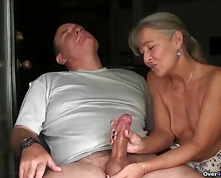 Ov40-mature pair tugjob