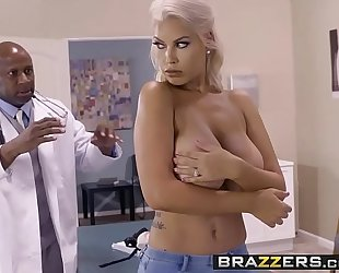 Brazzers.com - doctor adventures - the wazoo doctor scene starring bridgette b and prince yashua