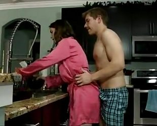 Molly jane in my son craves to fuck my hips