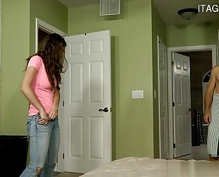 Molly jane in brutal step daughter face hole fucking