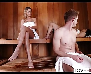 Loveherfeet - jessa rhodes sexy and steamy foot sex