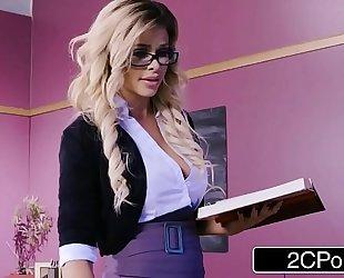 College professor jessa rhodes is a retired pornstar