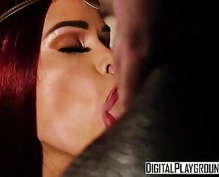 Xxx porn clip - red maiden a dp parody with (jessa rhodes, max deeds)