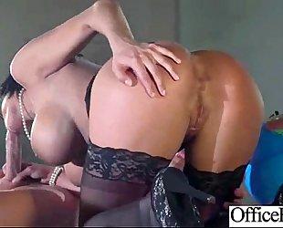 Round large ttits dirty slut wife (peta jensen) like hard style group-sex in office vid-26
