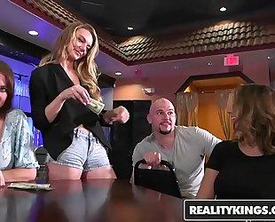 Realitykings - specie talks - (jmac, layla london, molly mae) - do it for dollars