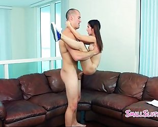 Sally acquires to ride - sally squirt - exxxtrasmall