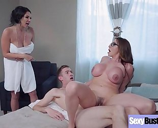Hardcore intercorse with large juggs sexy hawt white wife (ariella ferrera & missy martinez) vid-07