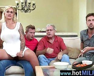 Superb older slutwife (ryan conner) like and ride giant mamba jock fellow mov-25