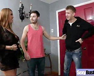 Big bra buddies mom have a fun hard style sex (kianna dior) vid-20