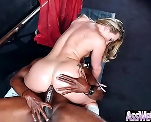 Huge arse white wife (aj applegate) have a fun unfathomable anal sex on livecam mov-03