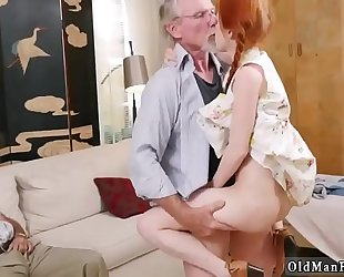 Old stud educate juvenile and mommy hardcore fuck 1st time online hook-up