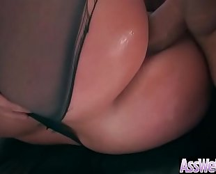 Anal unfathomable sex tape with massive round arse lascivious cheating wife (brooklyn chase) movie-13