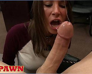 Xxxpawn - felicity feline needs cash quick, so this babe goes to a pawn shop