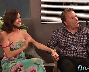 Wife squirts with one more chap