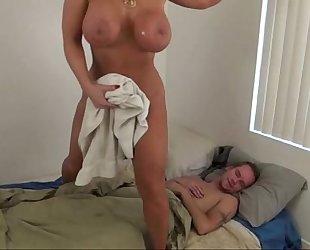 Hot mama help son - alura jenson