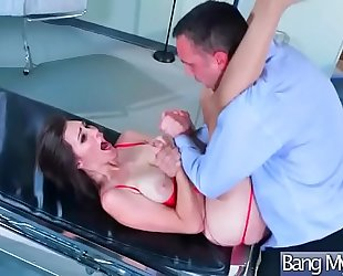 Sex act betwixt doctor and excited patient (holly michaels) movie-13