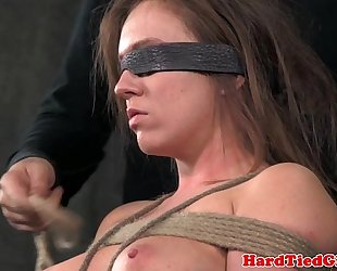 Tied up maddy o reilly groans