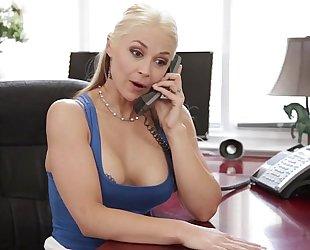 Sarah vandella cheats with her stepson - gorgeous indecent