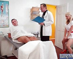 (sarah vandella) doxy patient entice doctor and gangbang hardcore movie-27