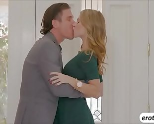 Petite blond anya olsen hottest sex ever with mick blue