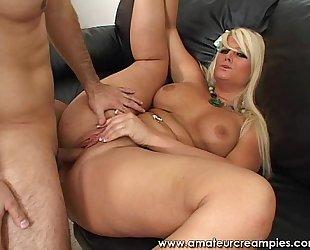 Julie creampie
