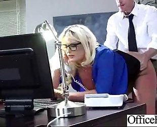 Office intercorse with whore large round mounds hawt BBC slut (julie cash) mov-19