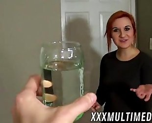 Mommy receives transformed to a sex addicted bitch and bonks step son pov