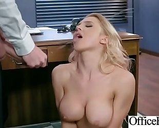 Sex in office with lustful breasty whore horny white wife (alix lynx) video-02