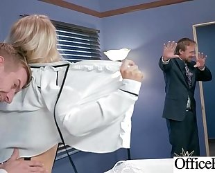Hot bitch office white wife (alix lynx) with large scones group sex hardcore movie-05