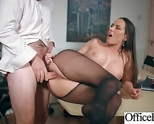 Hard sex with wicked hot large round milk sacks office housewife (mea melone) movie-19
