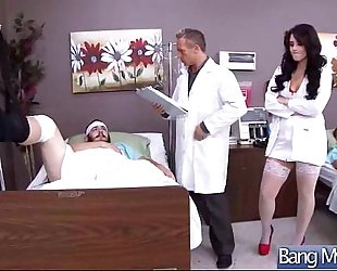 (noelle easton) patient come to doctor and acquire hard style sex treat vid-24