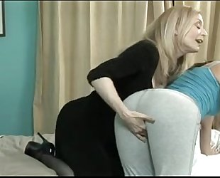 Ariel x drilled by her mamma nina hartley
