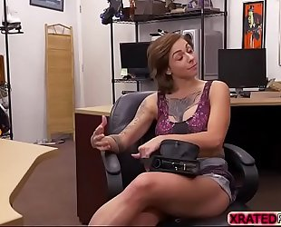 Busty floozy harlow harrison acquires screwed from behind