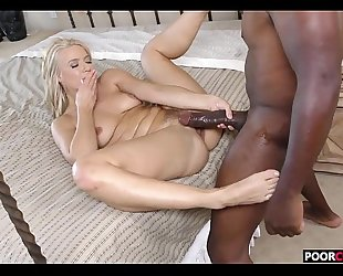 Sexy girl anikka albrite receives screwed by bbc whilst cuckold watchingwatching