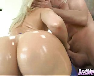 Curvy large booty Married slut (anikka albrite) love anal unfathomable hard style sex clip-06