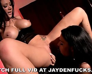 Jayden jaymes and jessica jaymes lesbo meeting