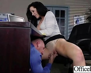 Sex with wench worker large juggs office white wife (jayden jaymes) clip-21