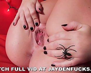 Jayden jaymes trick or treat