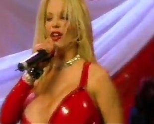 Sabrina sabrok sexy rockstar giant breasts in the world, live shows