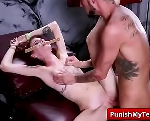 Submissived porn - put out or acquire out with lola fae vid-03